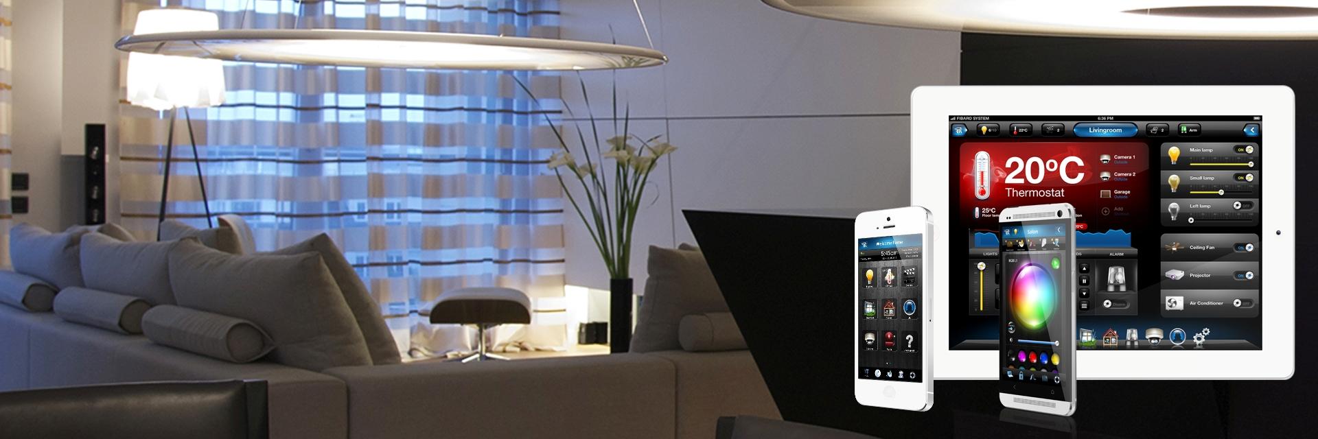 Legyen okos az otthona a biztonság, az energiatakarékosság és a kényelem érdekében!
